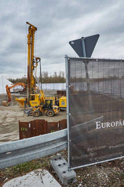 Grundsteinlegung Europäisches Forum am Rhein - Bild 6