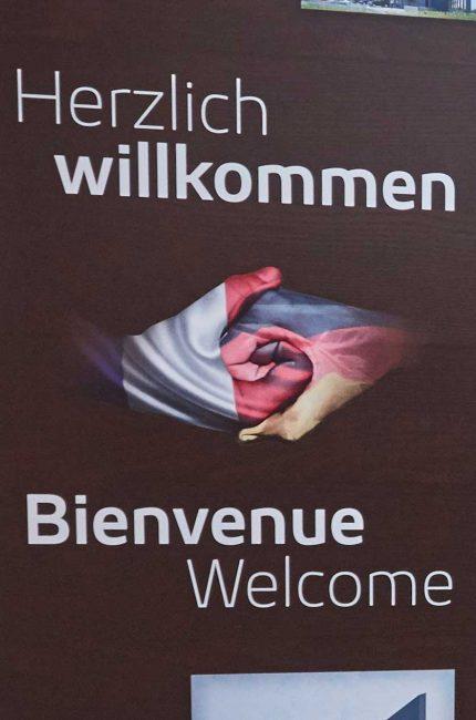 Grundsteinlegung Europäisches Forum am Rhein - Bild 7